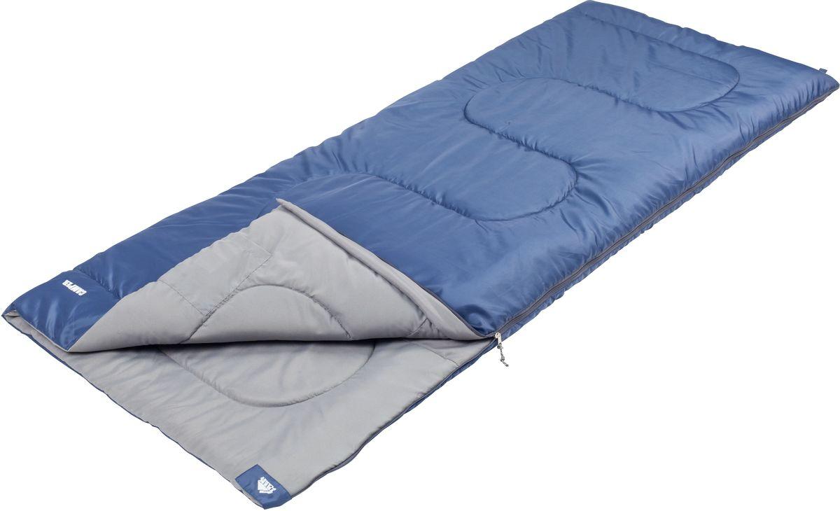 Спальный мешок TREK PLANET Camper, цвет: синий, левосторонняя молния70324-LКомфортный, легкий и очень удобный в использовании, спальник-одеяло TREK PLANET Camper предназначен для походов преимущественно в летний период. Этот спальник пригодится вам во время поездки на пикник, на дачу, во время туристического похода. К его несомненным достоинствам можно отнести то, что в остальное время его можно использовать как одеяло для гостей.ОСОБЕННОСТИ СПАЛЬНИКА:- Термоклапан вдоль молнии,- Молния с левой стороны,- Внутренний карман,- Небольшой вес,- К спальнику прилагается чехол для удобного хранения и переноски. ХАРАКТЕРИСТИКИ:Цвет: синийt° комфорт: 14°Ct° лимит комфорт: 9°Ct° экстрим: 0°C.Внешний материал: 100% полиэстер Внутренний материал: 100% полиэстерУтеплитель: Hollow Fiber 1 x 200 г/м2.Размер: 190 х 80 см.Размер в чехле: 20 х 20 х 38 см.Вес: 1,05 кг.