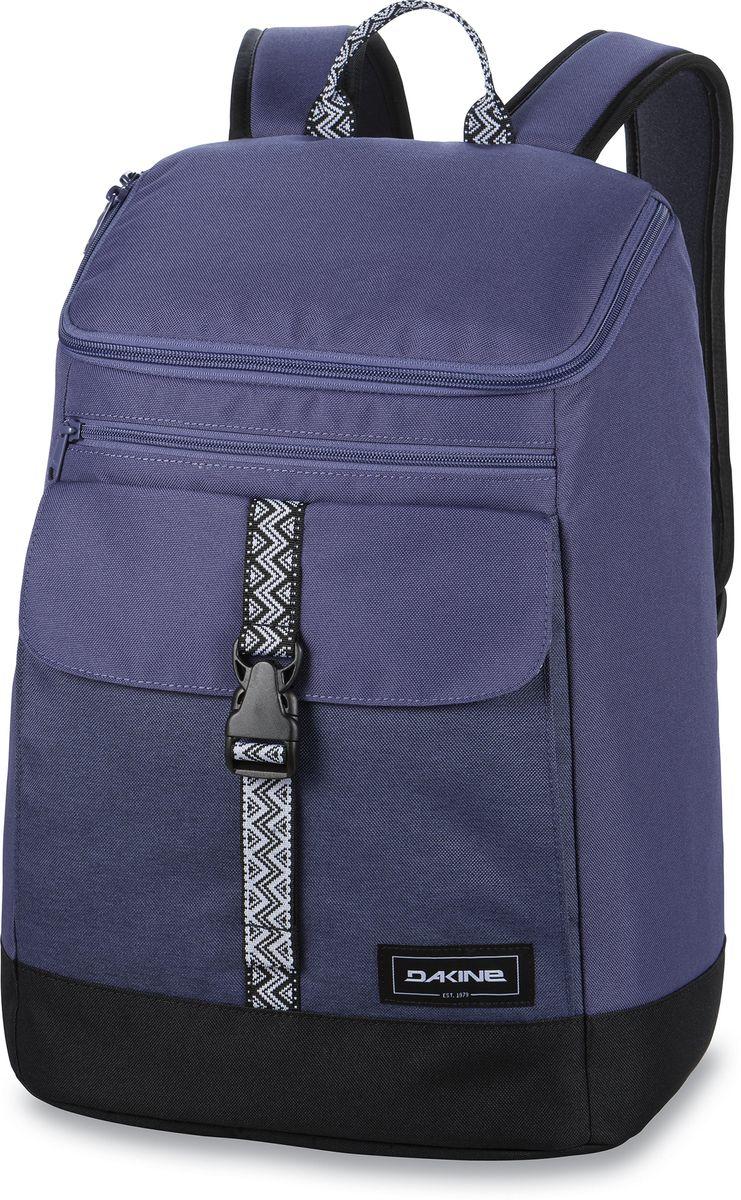 Рюкзак женский Dakine  Nora , цвет: фиолетовый, черный, 25 л - Сумки и рюкзаки