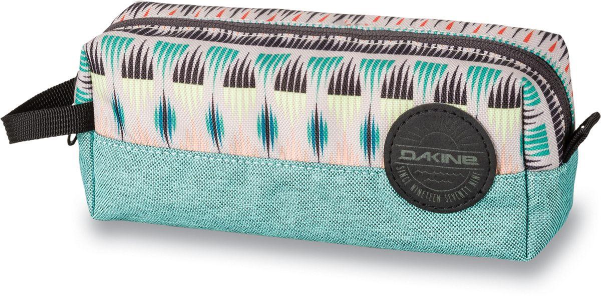 Сумка для аксессуаров женская Dakine  Accessory , цвет: мятный, мультиколор, 0,3 л - Несессеры и кошельки