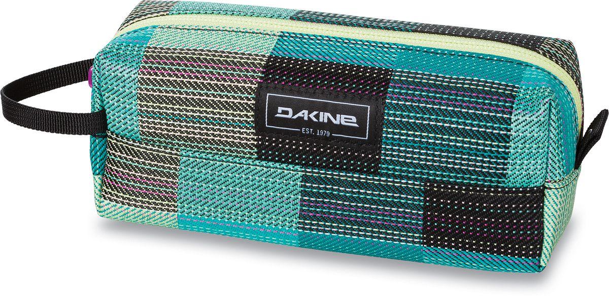 Сумка для аксессуаров женская Dakine  Accessory , цвет:светло-зеленый, бирюзовый, 0,3 л - Несессеры и кошельки