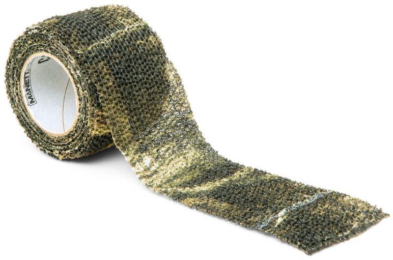 Камуфляжная лента McNett Stretch. Realtree Xtra, многоразовая5361844320Камуфляжная лента McNett Stretch применяется для защиты и маскировки ружей, оптических прицелов, биноклей, фонарей, ножей, фляг и другого снаряжения. Использование ленты позволяет избежать солнечных бликов от оружия, маскирует его, а также защищает от влаги, пыли, механических повреждений, царапин. Уменьшает шум при использовании и вероятность соскальзывания руки. Защищает руки от горячих и холодных поверхностей.Пропитанная латексом, эластичная тканая лента прилипает ко всем поверхностям, прекрасно обтекая их. Прочный и тянущийся материал принимает любую форму, всегда оставаясь на месте.Лента без клейкой основы: при необходимости легко снимается, не оставляет липких следов. Лента может быть использована повторно, что позволяет менять окраску камуфлируемых предметов в зависимости от времени года и вида местности. Не теряет своих свойств в воде и при низких температурах. В экстренных случаях может заменить эластичный бандаж (бинт).Изделие изготовлено из материала, содержащего латекс, и не вызывает аллергических реакций.Лента обладает высокой эластичностью, растягивается в два раза: длина 2.4 м, тянется до 4.8 м.Ширина: 5 см.Длина: 2,4 м.Уважаемые клиенты!Обращаем ваше внимание, что точная раскраска ленты представлена на первом изображении. Дополнительные фото служат для визуального восприятия товара, на них приводится пример работы с лентой.