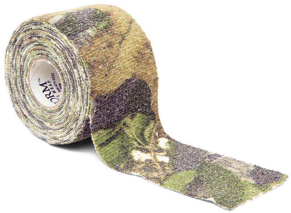 Камуфляжная лента McNett Листва/дерево, многоразовая19503Камуфляжная лента McNett применяется для защиты и маскировки ружей, оптических прицелов, биноклей, фонарей, ножей, фляг и другого снаряжения. Использование ленты позволяет избежать солнечных бликов от оружия, маскирует его, а также защищает от влаги, пыли, механических повреждений, царапин. Уменьшает шум при использовании и вероятность соскальзывания руки. Защищает руки от горячих и холодных поверхностей.Пропитанная латексом, эластичная лента прилипает ко всем поверхностям, прекрасно обтекая их. Прочный и тянущийся материал принимает любую форму, всегда оставаясь на месте.Лента без клейкой основы: при необходимости легко снимается, не оставляет липких следов. Лента может быть использована повторно, что позволяет менять окраску камуфлируемых предметов в зависимости от времени года и вида местности. Не теряет своих свойств в воде и при низких температурах. В экстренных случаях может заменить эластичный бандаж (бинт).Изделие изготовлено из материала, содержащего латекс, и не вызывает аллергических реакций.Ширина: 5 см.Длина: 3,66 м.Уважаемые клиенты!Обращаем ваше внимание, что точная раскраска ленты представлена на первом изображении. Дополнительные фото служат для визуального восприятия товара, на них приводится пример работы с лентой.