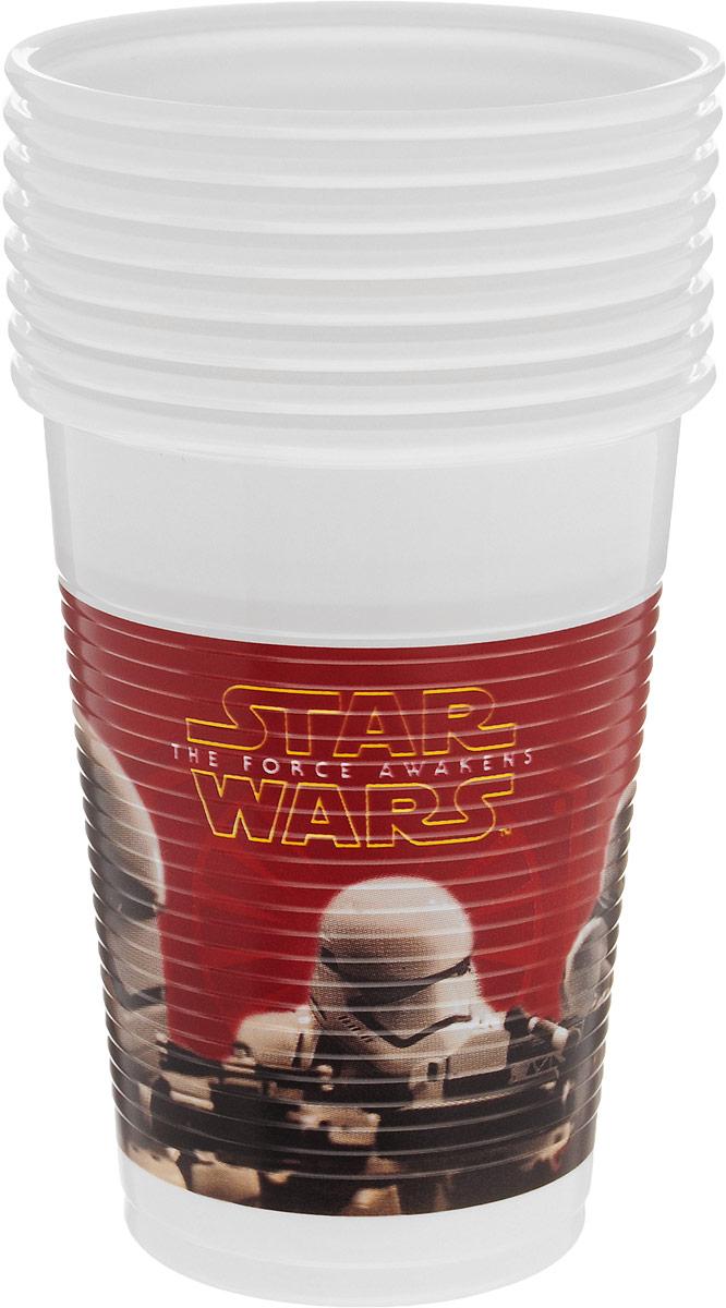 Procos Стаканы пластиковые Звездные войны 7 200 мл 8 шт стол кремона 7