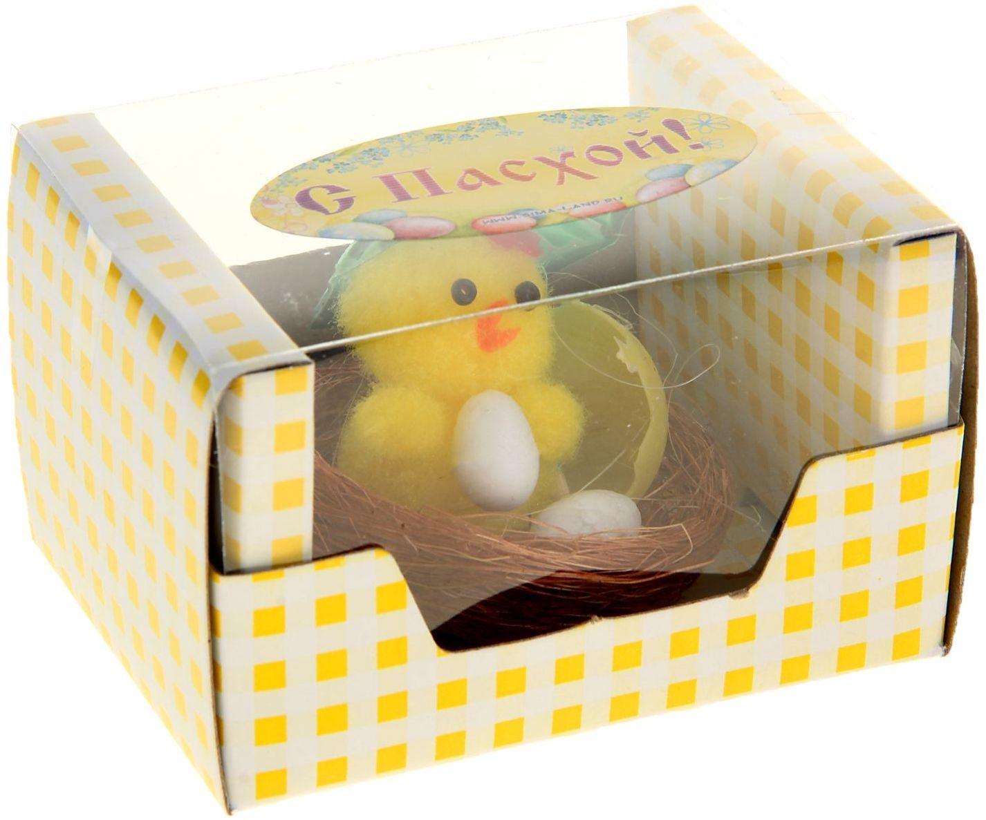 Сувенир пасхальный Sima-land Курочка под зонтикомNLED-420-1.5W-RДарить подарки на Пасху – это такая же традиция, как красить яйца и выпекать куличи. Презенты вдвойне приятнее, если они несут в себе сакральный смысл и имеют какое-то значение.Сувенир Курочка под зонтиком - это символ возрождения и непрерывности жизни. С его помощью вы сможете украсить жилище, преподнести его близкому человеку или использовать при сервировке стола всю пасхальную неделю. Кроме того, пасхальные цыплята нравятся маленьким деткам.