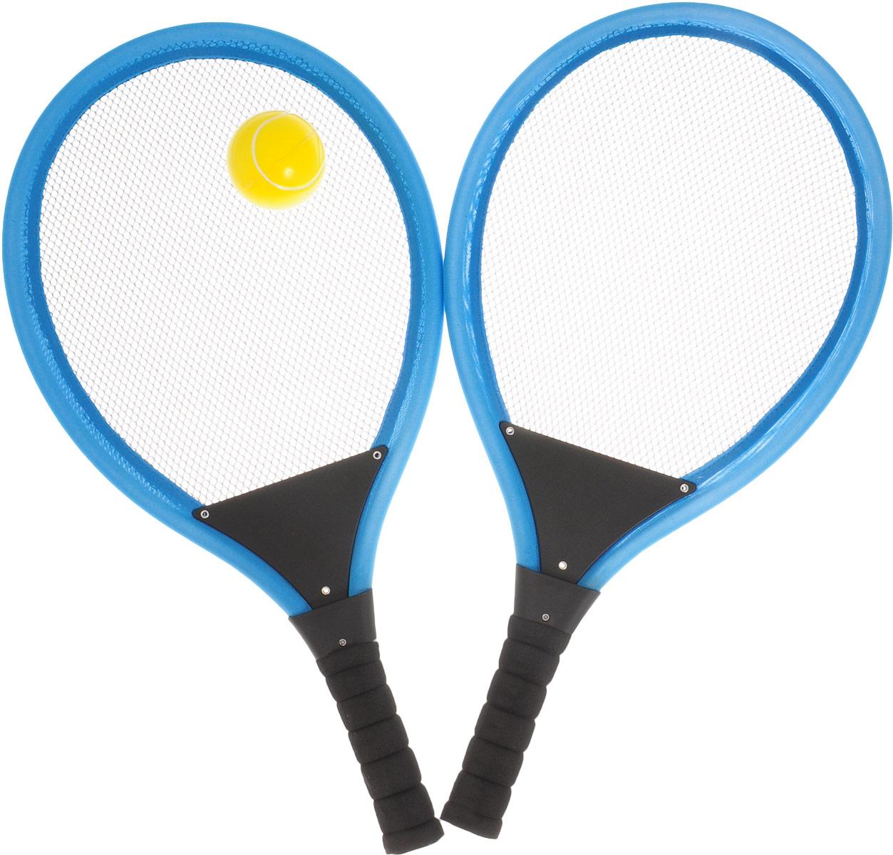 Abtoys Игровой набор Теннис цвет синий