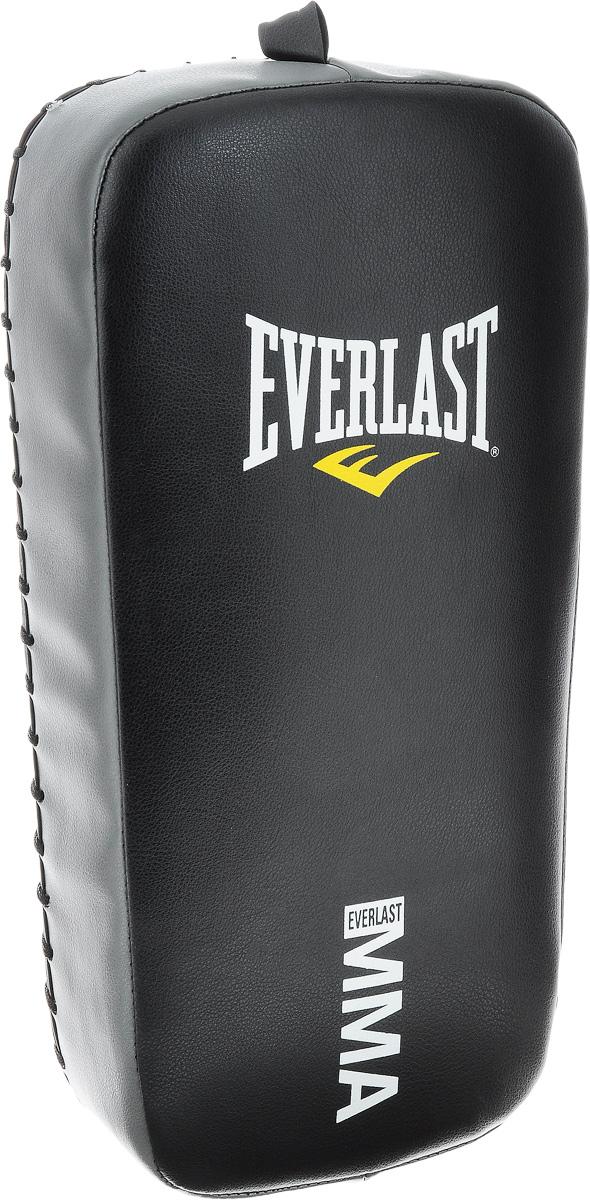 Макивара Everlast MMA PU Muay Thai, 38 х 21 х 16 см7517Макивара Everlast MMA PU Muay Thai идеально подходит для тренировок MMA или Муай Тай. Превосходный кожезаменитель наряду с продуманной конструкцией обеспечивают прочность и долговечность экипировки. Аутентичный дизайн Муай Тай наряду с плотным пенным наполнителем позволяют с легкостью блокировать удары ногами, руками, локтем или коленом, не подвергая себя излишнему риску. Макивара оснащена твердой ручкой и застежкой на липечке, закрепляющей изделие на руке.Размер макивары (с учетом ручки): 38 х 21 х 16 см.