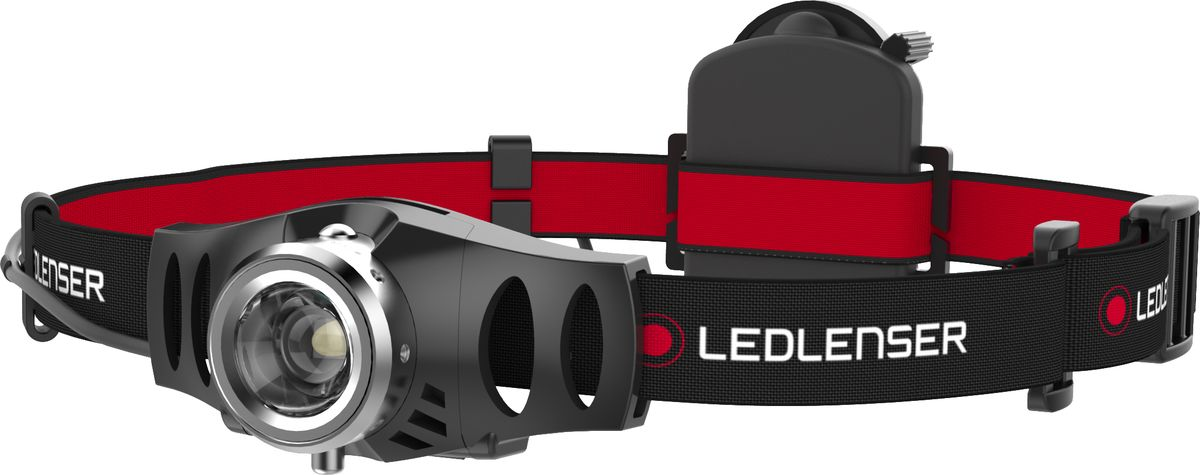 Фонарь налобный LED Lenser H3.2, цвет: черный. 500767500767Налобный фонарь LED Lenser H3.2 подходит для повседневного использования. Корпус выполнен из алюминия, а батарейный блок из пластика. У ремешка регулируется размер.Характеристики:- AFS (2 режима свечения). - Быстрый фокус RF. - Световой поток – 120 лм. - Дальность – 100 м.Время свечения до 1 лм – 60 ч.- Светодиод – Power LED.- Питание - 3 шт. AAA NiMH 1,5V (1250 mAh).Вес – 133 г.