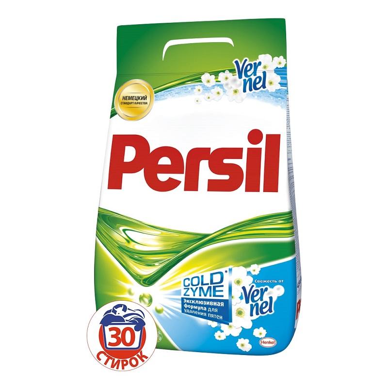 Стиральный порошок Persil Свежесть от Vernel 4,5кг787502Persil - стиральный порошок с инновационной формулой, которая содержит активные капсулы пятновыводителя. Капсулы пятновыводителя быстро растворяются в воде и начинают действовать напятно уже в самом начале стирки. Благодаря инновационной формуле, а именно эксклюзивному компоненту, Persil отлично удаляет даже сложные пятна. Persil для безупречной чистотыВашего белья. В состав Persil также входят Жемчужины свежего аромата от Vernel – микрокапсулы, содержащие внутри отдушку. Во время стирки Жемчужины закрепляются на ткани и высвобождают свой аромат при каждомдвижении или прикосновении.Состав: Состав: 5-15% анионные ПАВ, кислородсодержащий отбеливатель;Товар сертифицирован.