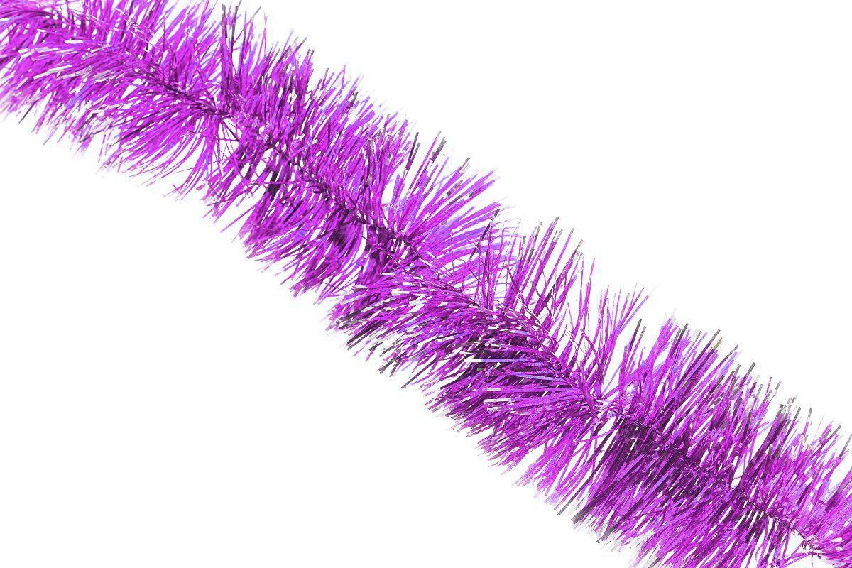 Мишура новогодняя Sima-land, цвет: малиновый, серебристый, диаметр 4 см, длина 138 см. 7013051.645-504.0Новогодняя мишура Sima-land, выполненная из фольги, поможет вам украсить свой дом к предстоящим праздникам. А новогодняя елка с таким украшением станет еще наряднее. Мишура армирована, то есть имеет проволоку внутри и способна сохранять любую форму, которую вы ей придадите. Новогодней мишурой можно украсить все, что угодно - елку, квартиру, дачу, офис - как внутри, так и снаружи. Можно сложить новогодние поздравления, буквы и цифры, мишурой можно украсить и дополнить гирлянды, можно выделить дверные колонны, оплести дверные проемы.