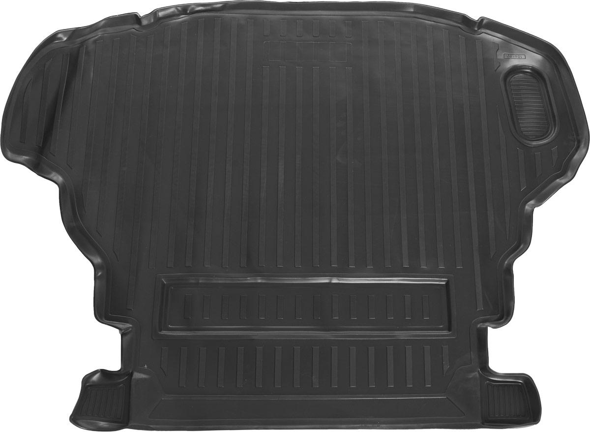 Коврик багажника Rival для Toyota Camry (кроме сидений с массажем) 2011-2014, 2014-, полиуретанDH2400D/ORКоврик багажника Rival позволяет надежно защитить и сохранить от грязи багажный отсек вашего автомобиля на протяжении всего срока эксплуатации, полностью повторяют геометрию багажника.- Высокий борт специальной конструкции препятствует попаданию разлившейся жидкости и грязи на внутреннюю отделку.- Произведены из первичных материалов, в результате чего отсутствует неприятный запах в салоне автомобиля.- Рисунок обеспечивает противоскользящую поверхность, благодаря которой перевозимые предметы не перекатываются в багажном отделении, а остаются на своих местах.- Высокая эластичность, можно беспрепятственно эксплуатировать при температуре от -45 ?C до +45 ?C.- Изготовлены из высококачественного и экологичного материала, не подверженного воздействию кислот, щелочей и нефтепродуктов. Уважаемые клиенты!Обращаем ваше внимание,что коврик имеет формусоответствующую модели данного автомобиля. Фото служит для визуального восприятия товара.