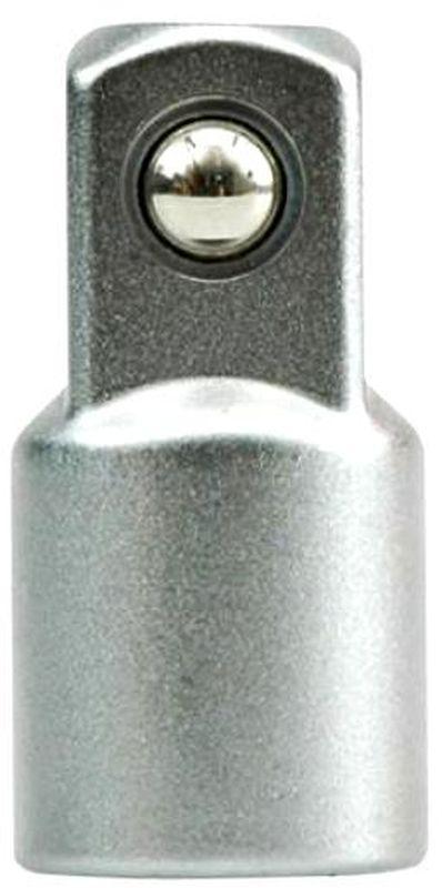 Переходник Yato, 3/8-1/4YT-3853Переходник Yato изготовлен из инструментальной стали CrV. Применяется с воротком. Тип переходника: 3/8-1/4.
