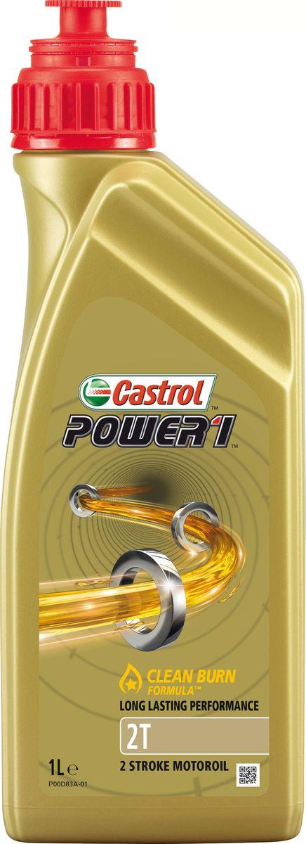 Моторное масло Power 1 2T, 1 лS03301004Castrol Power 1 2T – высококачественное моторное масло для двухтактных двигателей.Уникальная композиция масла, полностью сгорающая с топливом, особенно подходит для двухтактной техники,рассчитанной на длительную эксплуатацию с максимальной эффективностью.ПрименениеCastrol Power 1 2T превышает требования стандартов JASO FD и ISO-L-EGD.Рекомендуется для всех моделей 2-тактных мотоциклов и скутеров.Преимущества- Предотвращает образование нагара, поддерживая чистоту деталей двигателя.- Защищает от схватывания пары трения, особенно в нагруженных режимах работы мотора.- Обеспечивает быстрый и лёгкий холодный пуск.- Гарантируется низкий уровень образования выхлопных газов.СпецификацииAPI TCISO-L-EGDJASO FD