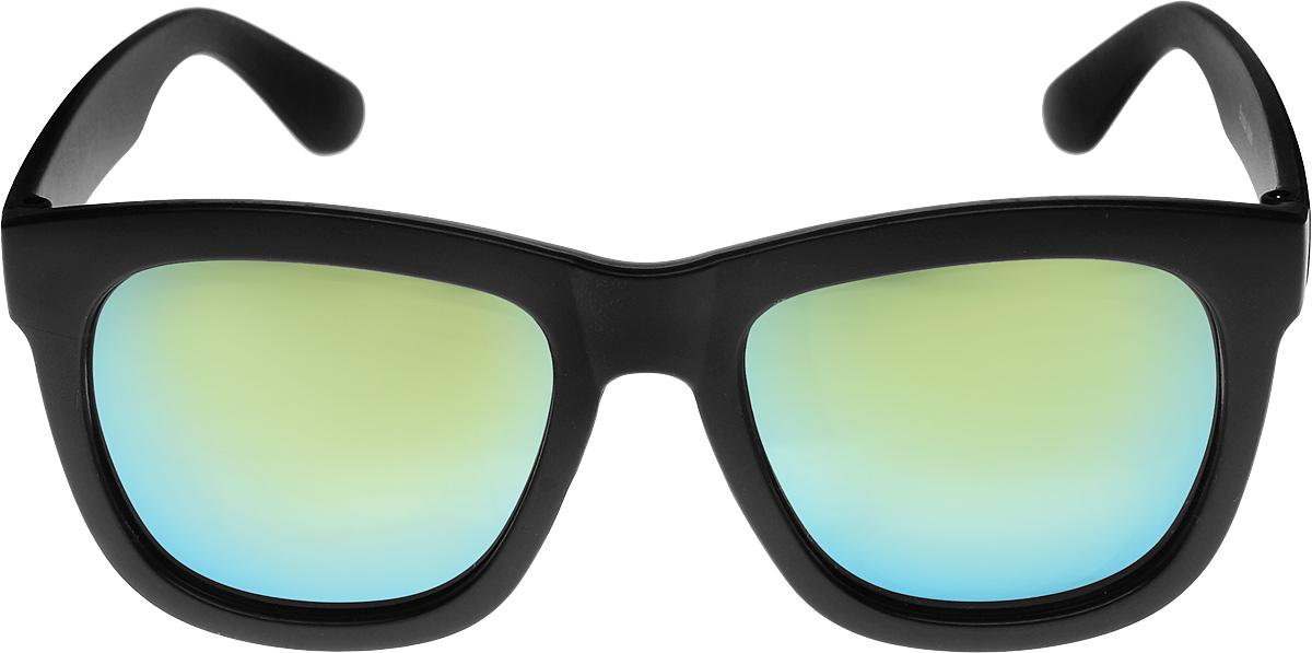 Очки солнцезащитные женские Vittorio Richi, цвет: черный, зеленый. ОС5089/17fINT-06501Очки солнцезащитные Vittorio Richi это знаменитое итальянское качество и традиционно изысканный дизайн.
