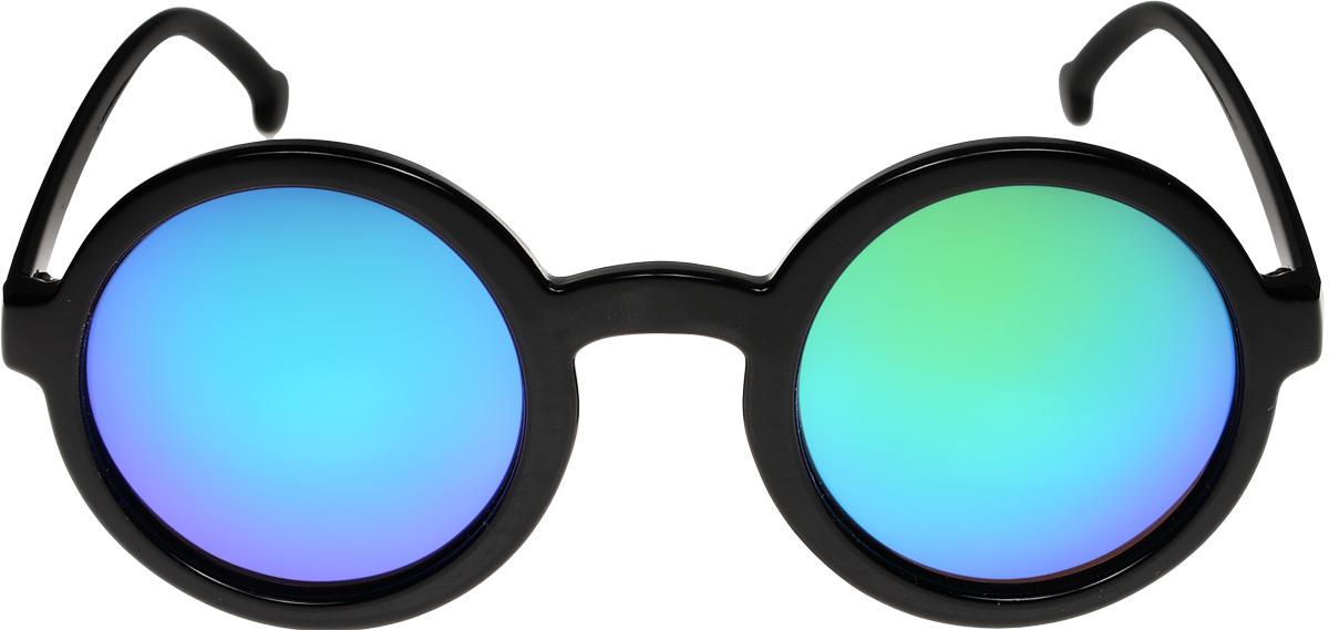 Очки солнцезащитные женские Vittorio Richi, цвет: черный, синий. ОС9038c10-464-/17fINT-06501Очки солнцезащитные Vittorio Richi это знаменитое итальянское качество и традиционно изысканный дизайн.