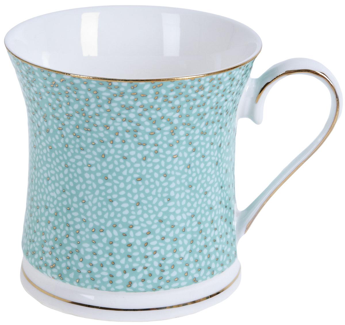 Кружка BHP Морская волна, 375 мл. 121011568/5/4Оригинальная кружка Best Home Porcelain, выполненная из высококачественного фарфора, сочетает в себе простой, утонченный дизайн с максимальной функциональностью. Можно использовать в посудомоечной машине.