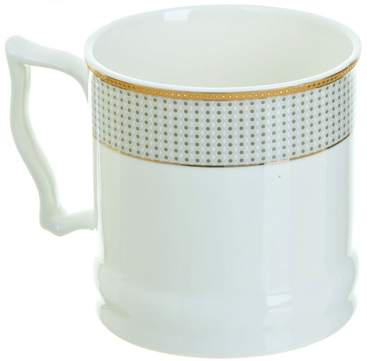 Кружка BHP Королевская кружка, 500 мл. 1870012115510Оригинальная кружка Best Home Porcelain, выполненная из высококачественного фарфора, сочетает в себе простой, утонченный дизайн с максимальной функциональностью. Можно использовать в посудомоечной машине.