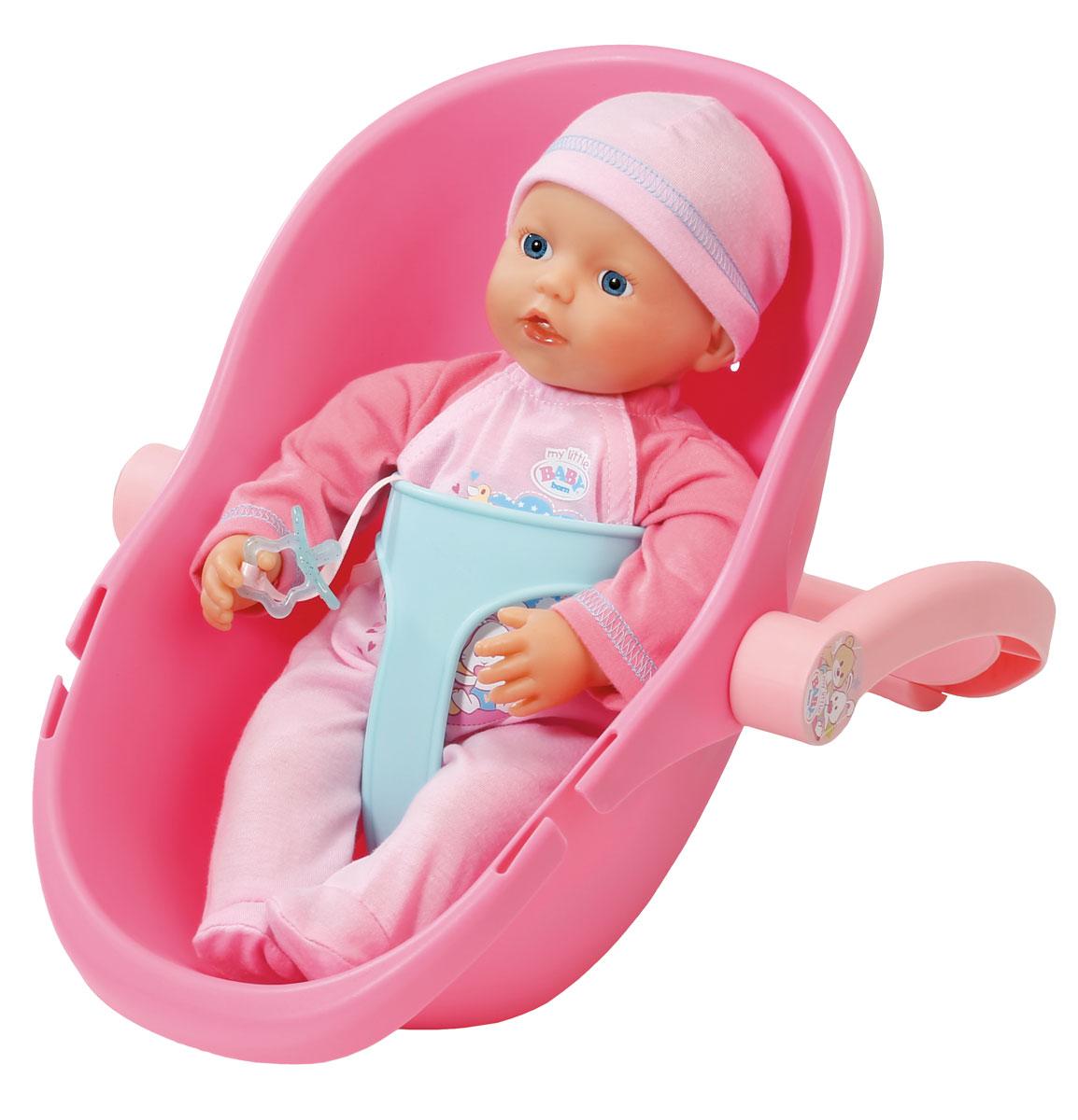 Baby Born Игровой набор с куклой My Little