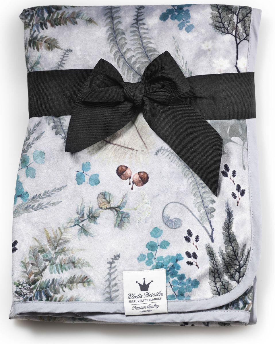 Elodie Details Плед детский Forest Flora 75 см х 100 см -  Детский текстиль