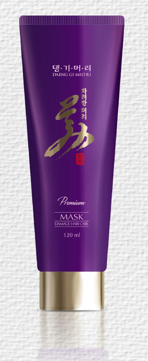 Daeng Gi Meo Ri Интенсивно-восстанавливающая маска для поврежденных волос, 120 мл1853306Интенсивно-восстанавливающая маска для поврежденных волос на основе экстрактов восточных лекарственных трав - это уникальный коктейль из тонизирующих и питательных веществ, которые способствуют восстановлению эластичности, естественной силы и здорового блеска волос. Содержит маточное молочко пчел, обладающее мощными стимулирующими и укрепляющими свойствами. Масла семян подсолнечника и авокадо, гидролизированный шелк и кератин защищают волосы от вредного воздействия УФ–лучей и оказывает антиоксидантное действие.