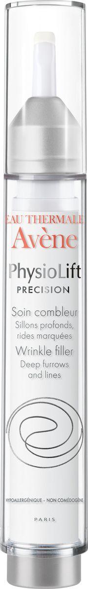 Avene Филлер Physio Lift для глубоких морщин, 15 млC55296Филлер для глубоких морщин - высоко-точное средство ухода за кожей, визуально корректирующее и заполняющее глубокие морщины благодаря эксклюзивному комплексу взаимодополняющих активных антивозрастных компонентов.АскофилинТM – активный и высокотехнологичный антивозрастной компонент, восстанавливающий структуру кожи.Моно-олигомеры гиалуроновой кислоты - интенсивно стимулируют выработку натуральной гиалуроновой кислоты в коже, благодаря особому размеру, обеспечивают заполнение морщин и делают кожу визуально более объемной.Ретинальдегид – активный дерматологический антивозрастной компонент обладающий клинически доказанной эффективностью в разглаживании глубоких и мимических морщин и восстановлении кожи.Разглаживает кожу, укрепляя и делая ее сияющей. Содержит в составе высокую концентрацию успокаивающей Термальной воды Avene. Переносимость средства протестирована на чувствительной коже.