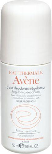 Avene Регулирующий роликовый дезодорант Sensibles 50 млSatin Hair 7 BR730MNРегулирующий роликовый дезодорант предназначен для чувствительной кожи.• Специально разработан для чувствительной кожи. • Инновационная концепция Sperulites (Cперулиты) для обеспечения высвобождения дезодорирующих веществ и обеспечения эффективного длительного действия учитывающего физиологию кожи (не содержит солей алюминия).• Обогащенный Термальной водой Avene обеспечивает успокаивающее и снимающее раздражение действие.• Формула без парабенов и спиртов оставляет мягкую вуаль на коже, обеспечивая ей длительную свежесть.