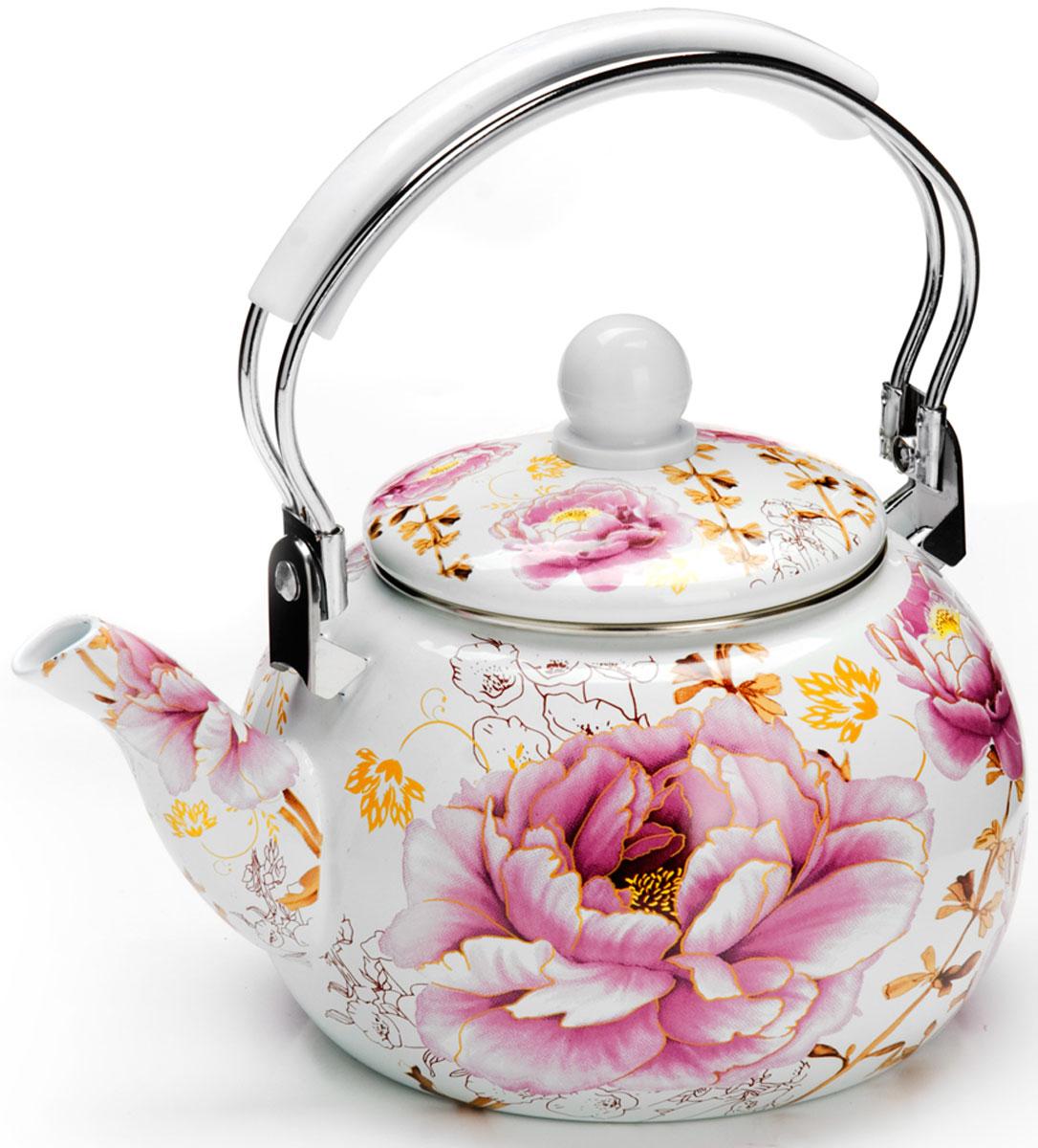 Чайник Mayer & Boch Цветы, 2,5 л. 2649026490