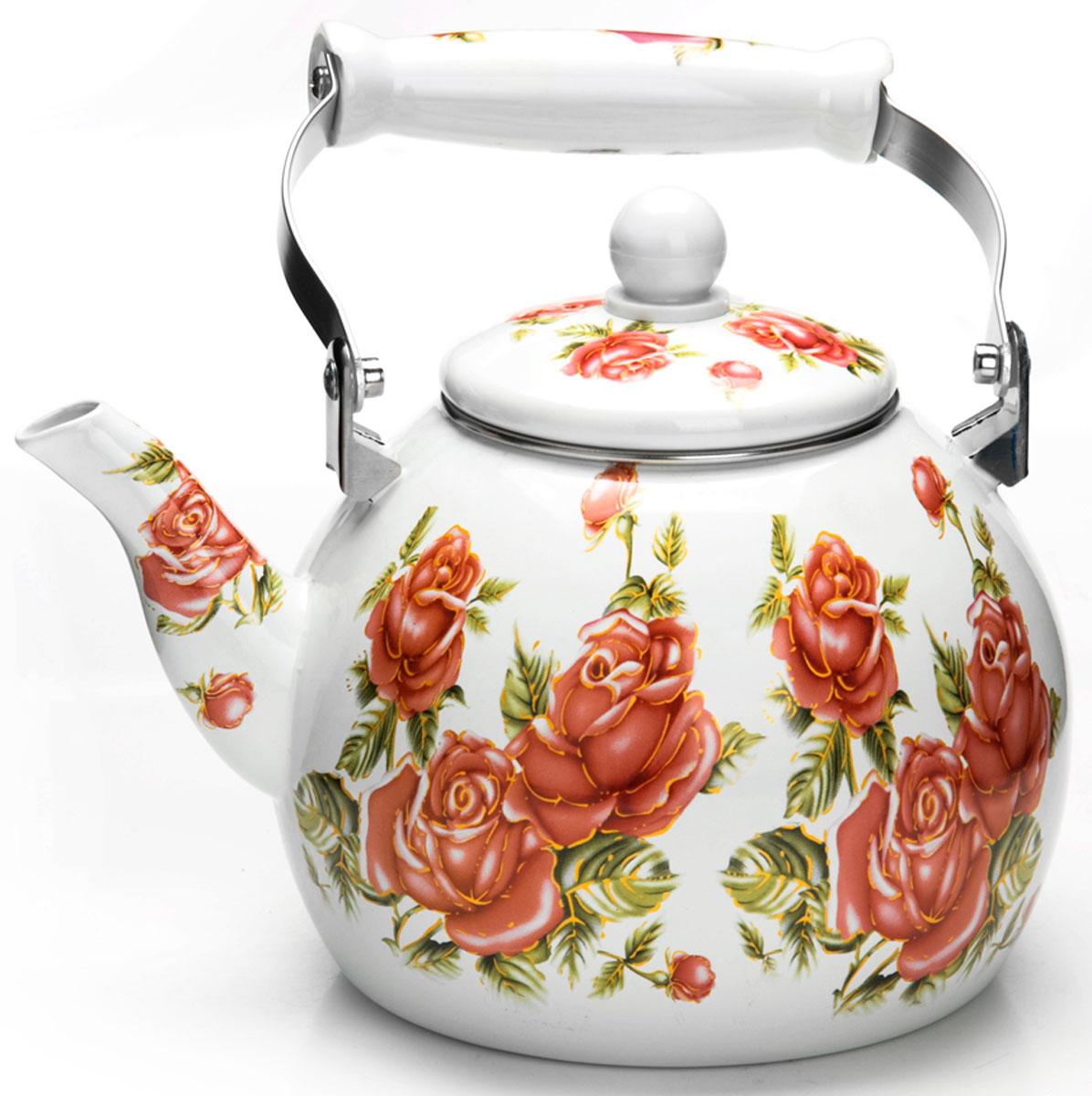 Чайник Mayer & Boch Цветы, 3 л. 26496 mayer