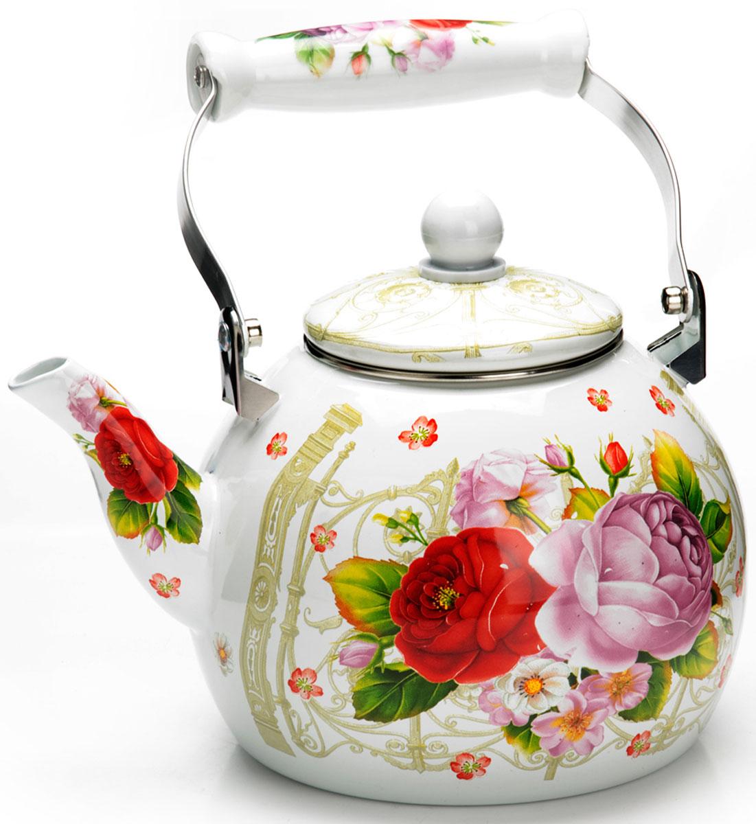 Чайник Mayer & Boch Цветы, 3 л. 26499 mayer