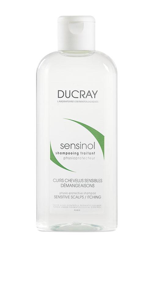 Ducray физиологический защитный шампунь Sensinol 200 млP0831800Шампунь Sensinol (Сенсинол) специально разработан для ежедневного использования при повышенной чувствительности кожи волосистой части головы, сопровождающейся ощущением зуда и дискомфорта. Успокаивает кожу волосистой части головы, уменьшает зуд. Формула не содержит парабенов, красителей и отдушек и обеспечивает исключительно мягкое очищение. В результате применения, восстанавливаются физиологические процессы в коже волосистой части головы и естественный баланс. Шампунь обладает очень хорошей переносимостью.