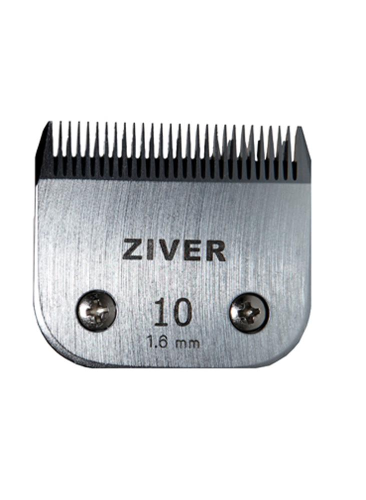 Стригущий нож Ziver  Слот А5 , универсальный, №10, 1,6 мм - Товары для ухода (груминг)