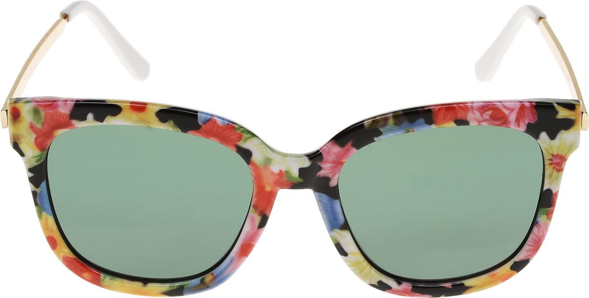 Очки солнцезащитные детские Vittorio Richi, цвет: зеленый. ОС1801/17fBM8434-58AEОчки солнцезащитные Vittorio Richi это знаменитое итальянское качество и традиционно изысканный дизайн.
