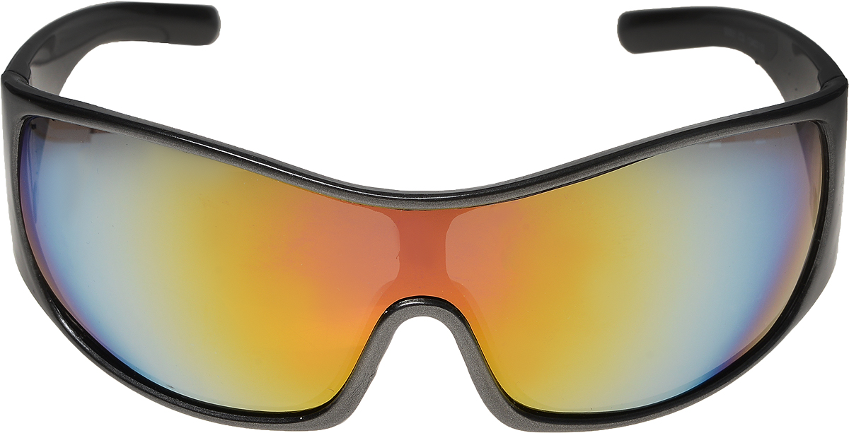 Очки солнцезащитные Vittorio Richi, цвет: серый, оранжевый. ОС5001/17fBM8434-58AEОчки солнцезащитные Vittorio Richi это знаменитое итальянское качество и традиционно изысканный дизайн.