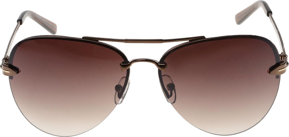 Очки солнцезащитные Vittorio Richi, цвет: коричневый. ОС2095с12-477-1/17fBM8434-58AEОчки солнцезащитные Vittorio Richi это знаменитое итальянское качество и традиционно изысканный дизайн.