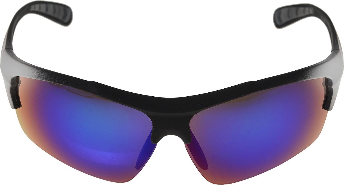 Очки солнцезащитные мужские Vita Pelle, цвет: синий. ОС6043/17fBM8434-58AEОчки солнцезащитные Vita Pelle это знаменитое итальянское качество и традиционно изысканный дизайн.
