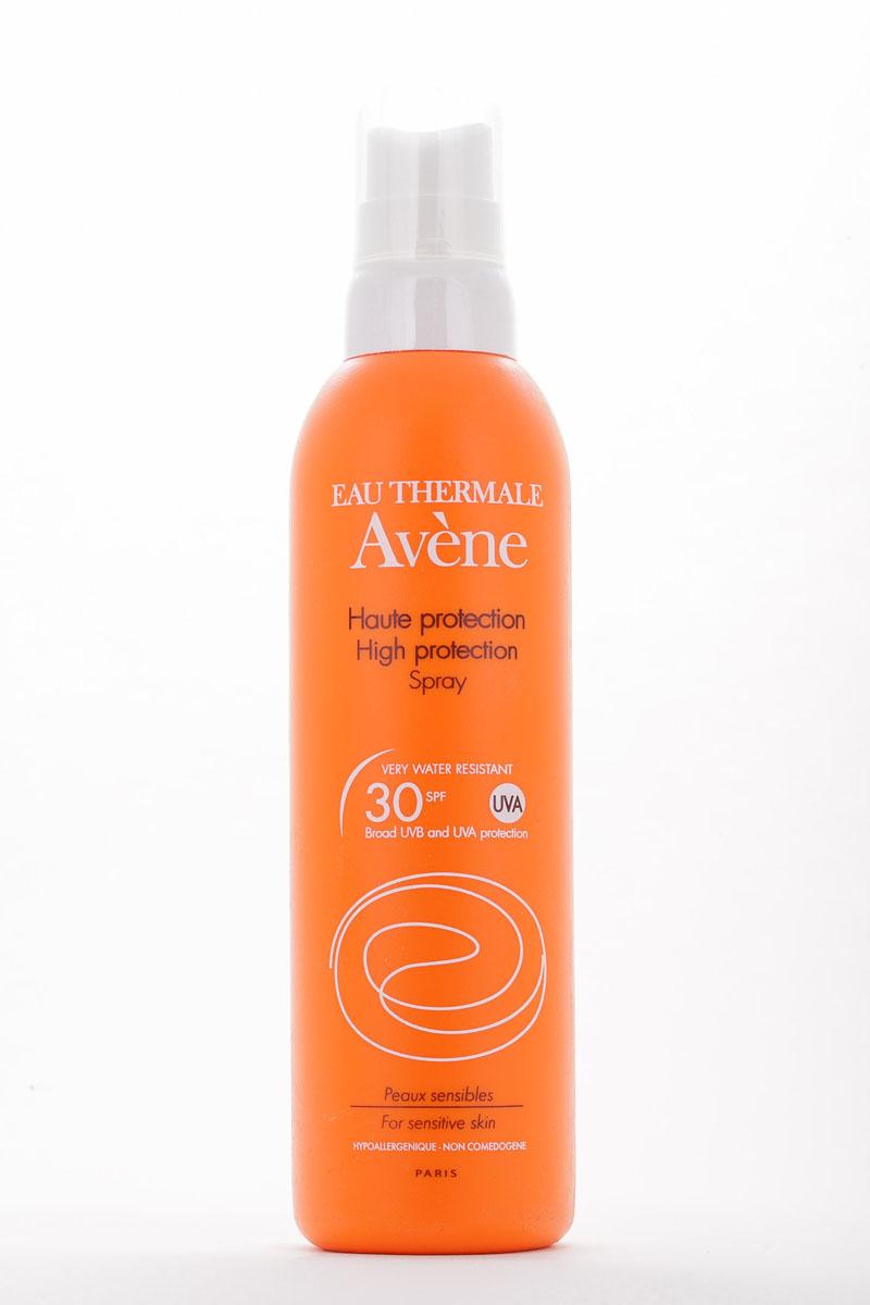 Avene Солнцезащитный спрей SPF30, 200 млFS-00897Уважаемые клиенты! Обращаем ваше внимание на возможные изменения в дизайне упаковки. Качественные характеристики товара остаются неизменными. Поставка осуществляется в зависимости от наличия на складе.