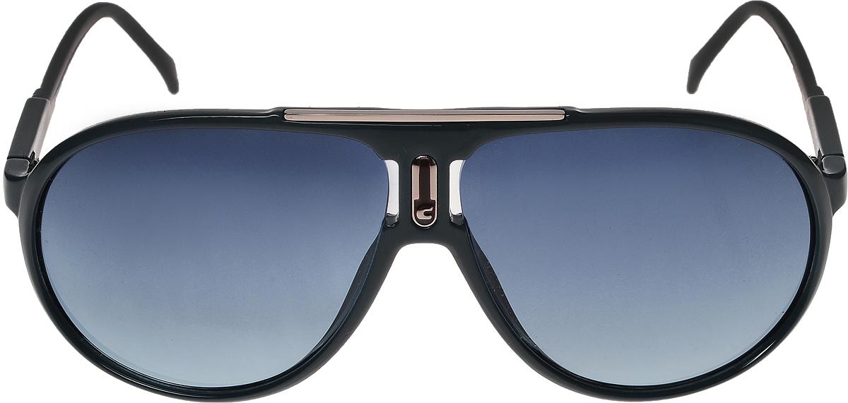Очки солнцезащитные мужские Vittorio Richi, цвет: черный. ОС05086c1556-638-5/17fINT-06501Очки солнцезащитные Vittorio Richi это знаменитое итальянское качество и традиционно изысканный дизайн.