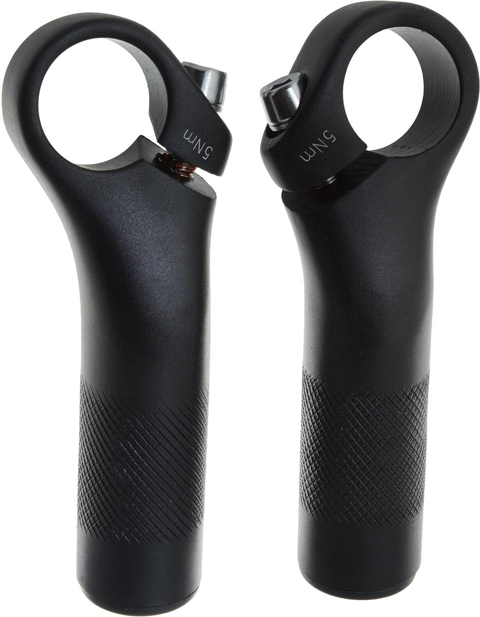 Дополнительная ручка на руль Stern, 2 штPRAC0057Дополнительная ручка Stern выполнена из металла. Она легко крепится на руль (крепления входят в комплект).Такая ручка дает возможность дополнительного обхвата руля, который снижает усталость при длительной езде. Длина ручки: 10,5 см. Диаметр рукоятки: 2,3 см. Комплектация: 2 шт.