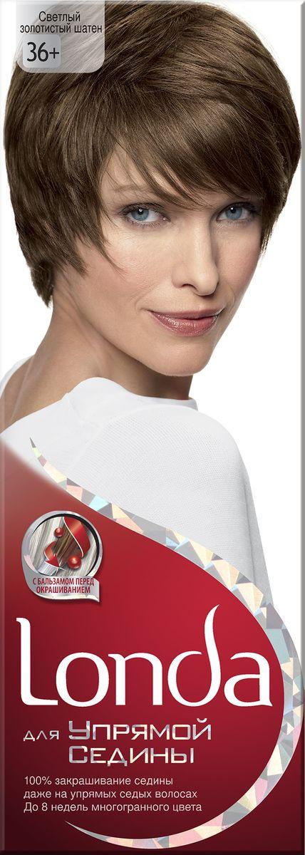 Londa Крем-краска для волос Londa Stubborn Greys для упрямой седины стойкая 36 Светлый золотистый шатен11059imХотите избавиться от упрямой седины? Крем-краска для волос Londa идеально вам подойдет. Седые волосы имеют жесткую текстуру, поэтому они трудно поддаются прокрашиванию. Эта крем-краска специально разработана для направленного действия на самые неподдающиеся седые волосы. Это возможно благодаря действию эксклюзивному бальзаму перед окрашиванием, который помогает восстановить текстуру ваших волос для лучшего впитывания краски. Таким образом, краска проникает внутрь волоса и остается там. Результат: 100% закрашивание седины, до 8 недель стойкого цвета, многогранный цвет, естественный вид.В комплекте: 1 тюбик с краской, 1 тюбик с проявителем, 1 пакетик с бальзамом перед окрашиванием, 1 пара перчаток, инструкция по применению.