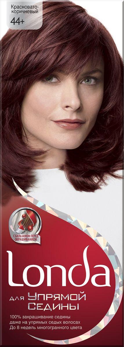 Londa Крем-краска для волос Londa Stubborn Greys для упрямой седины стойкая 44 Красновато-коричневыйLC-81517701Хотите избавиться от упрямой седины? Крем-краска для волос Londa идеально вам подойдет. Седые волосы имеют жесткую текстуру, поэтому они трудно поддаются прокрашиванию. Эта крем-краска специально разработана для направленного действия на самые неподдающиеся седые волосы. Это возможно благодаря действию эксклюзивному бальзаму перед окрашиванием, который помогает восстановить текстуру ваших волос для лучшего впитывания краски. Таким образом, краска проникает внутрь волоса и остается там. Результат: 100% закрашивание седины, до 8 недель стойкого цвета, многогранный цвет, естественный вид.В комплекте: 1 тюбик с краской, 1 тюбик с проявителем, 1 пакетик с бальзамом перед окрашиванием, 1 пара перчаток, инструкция по применению.