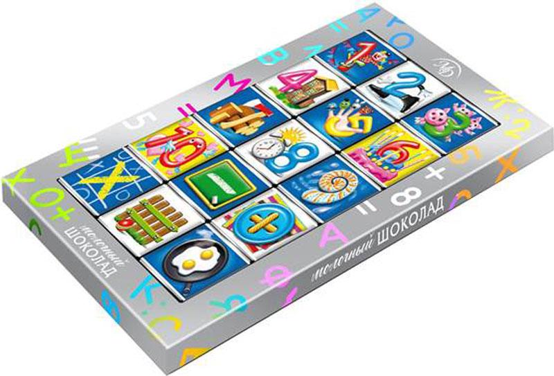 Монетный двор Развивайка набор молочного шоколада, 75 г0120710С помощью шоколадного набора Монетный двор Развивайка ребенок сможет составлять примеры, учить цифры и основы счета. А за решенную задачу юному математику, конечно, полагается сладкий приз!