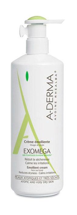 A-Derma Экзомега Смягчающий бальзам, 400 млУТ-00000546Смягчающий бальзам - это деликатное средство (эмолент) для ухода за атопичной и очень сухой кожей. Способствует снижению сухости, покраснения и раздражения атопичной и очень сухой кожи. Усиливает естественные защитные свойства кожи. Увлажняет и питает кожу, улучшая состояние кожи на длительное время. Уникальная, запатентованная технология упаковки D.E.F.I обеспечивает сохранение стерильности состава как до вскрытия упаковки, так и на протяжении всего времени использования средства. Подходит для взрослых, подростков, детей, младенцев. Для лица и тела.