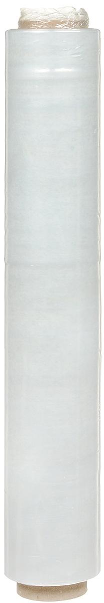 Стретч-пленка защитная Камские Поляны, для ручной намотки, толщина 17 мкм, ширина 45 смСТР04711Стретч-пленка Камские Поляны - растягивающаяся пластиковая пленка, служащая для упаковки каких-либо товаров или грузов. Пленка предназначена для ручной намотки.Толщина пленки: 17 мкм.Ширина пленки: 45 см.