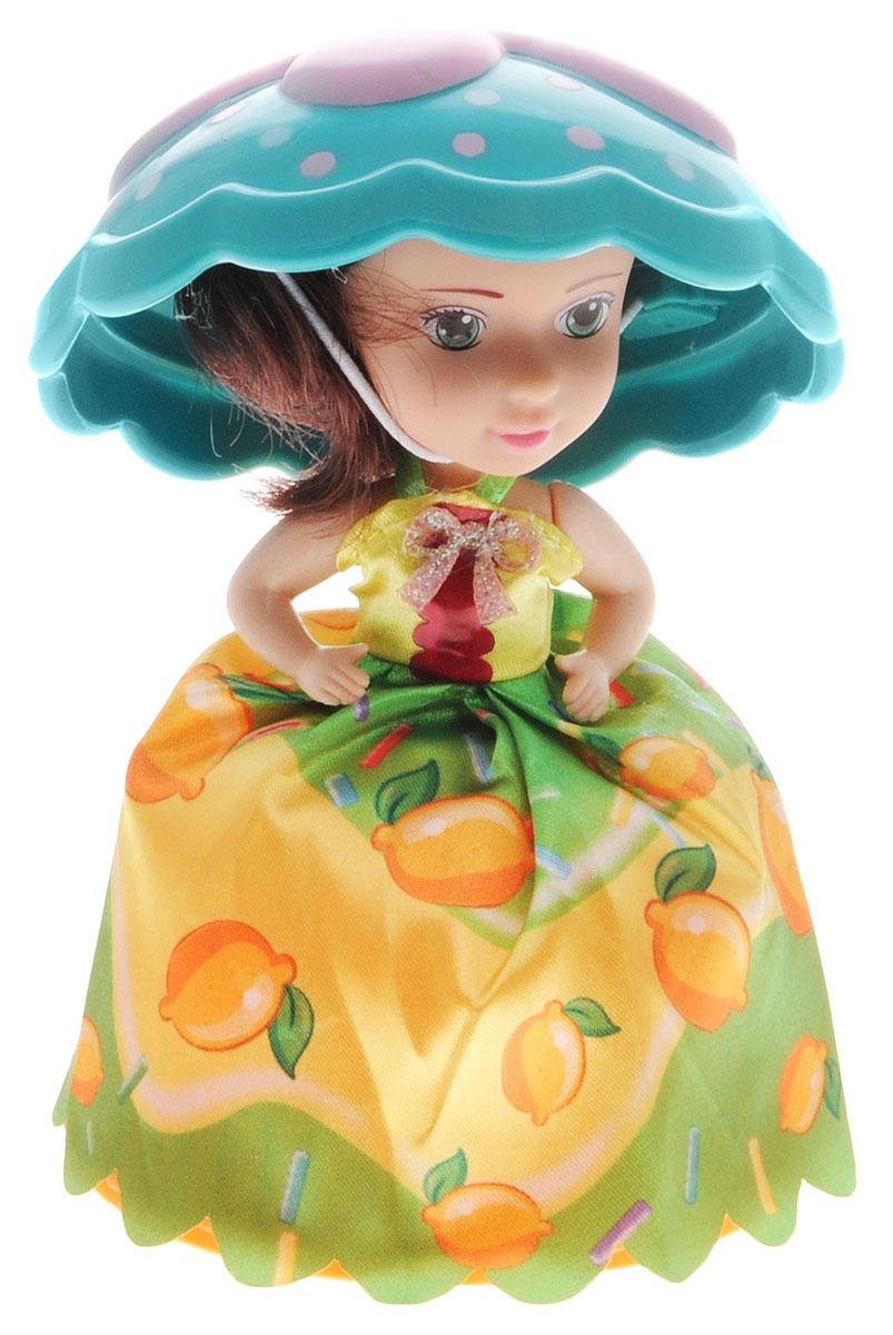 1TOY Мини-кукла Пироженка-Сюрприз Лимон кукла пироженка сюрприз