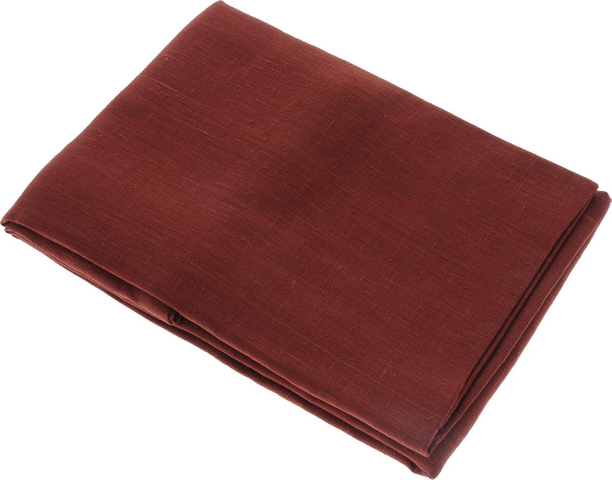 Скатерть Гаврилов-Ямский Лен, прямоугольная, цвет: бордовый, 150 x 250 смlns237908Роскошная скатерть Гаврилов-Ямский Лен выполнена из 100% льна. Данное изделие является незаменимым аксессуаром для сервировки стола.Лен - поистине уникальный природный материал, который отличается высокой экологичностью. Изделия изо льна обладают уникальными потребительскими свойствами. Скатерти из натурального льна придадут вашему дому уют и тепло натурального материала. История льна восходит к Древнему Египту: в те времена одежда изо льна считалась достойной фараонов! На Руси лен возделывали с незапамятных времен - изделия из льняной ткани считались показателем достатка, а льняная одежда служила символом невинности и нравственной чистоты.