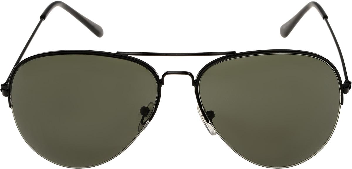 Очки солнцезащитные мужские Vittorio Richi, цвет: зеленый. ОС7001с14/17fBM8434-58AEОчки солнцезащитные Vittorio Richi это знаменитое итальянское качество и традиционно изысканный дизайн.