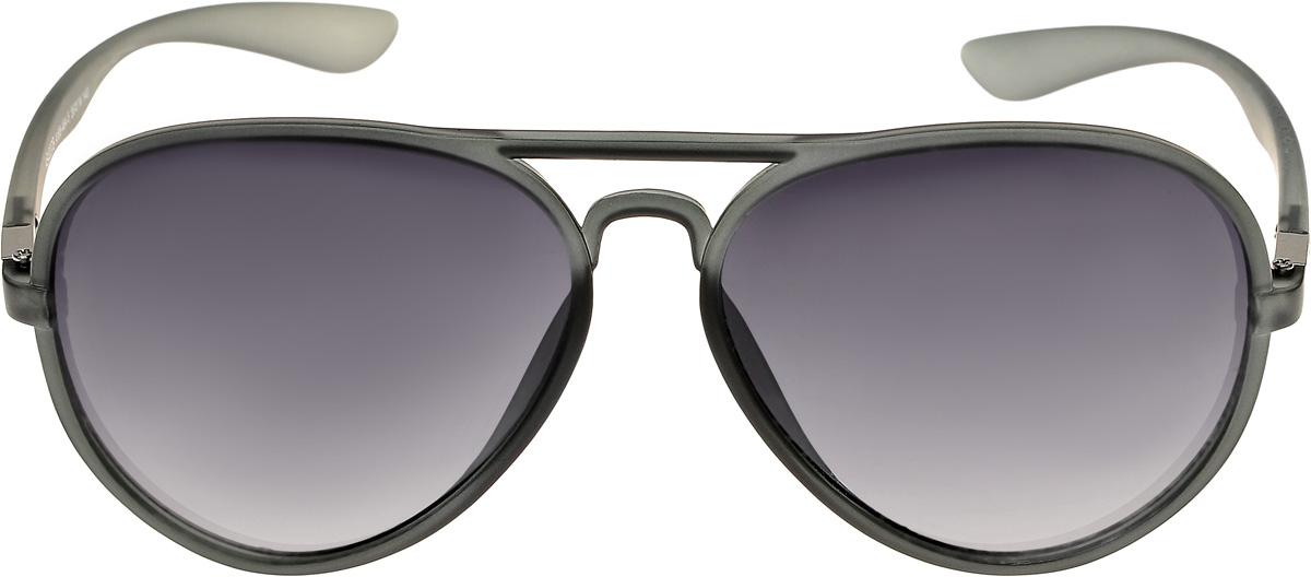 Очки солнцезащитные мужские Vittorio Richi, цвет: черный. ОС4037с168-464-5/17fBM8434-58AEОчки солнцезащитные Vittorio Richi это знаменитое итальянское качество и традиционно изысканный дизайн.