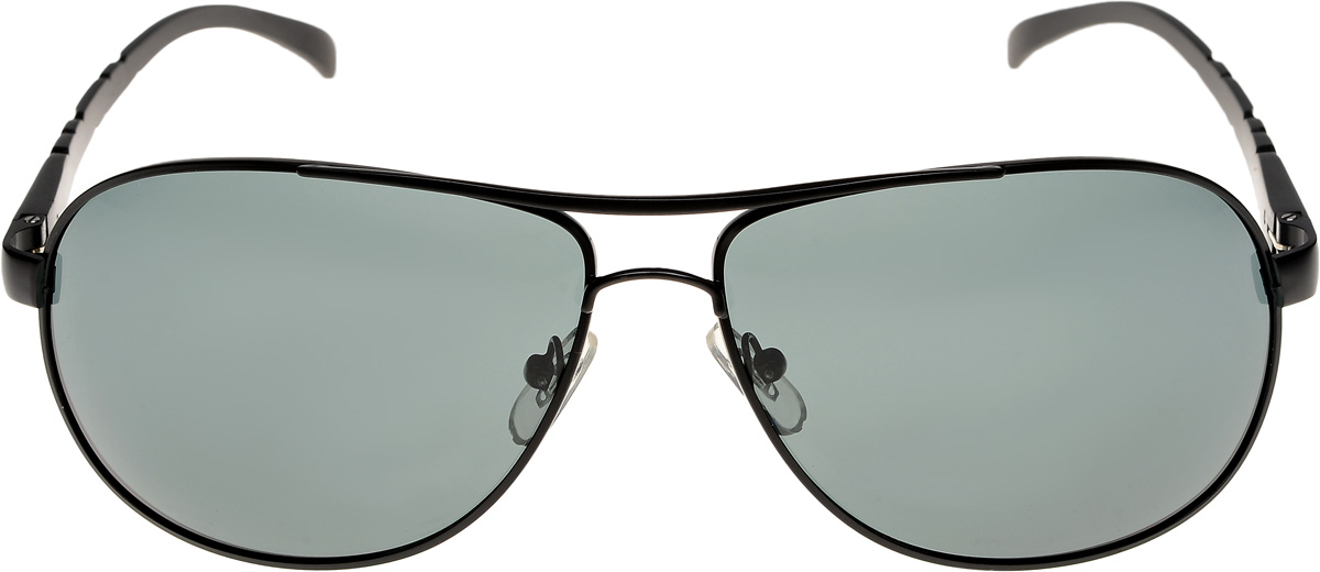 Очки солнцезащитные мужские Vittorio Richi, цвет: черный. ОС80057-8/17fBM8434-58AEОчки солнцезащитные Vittorio Richi это знаменитое итальянское качество и традиционно изысканный дизайн.