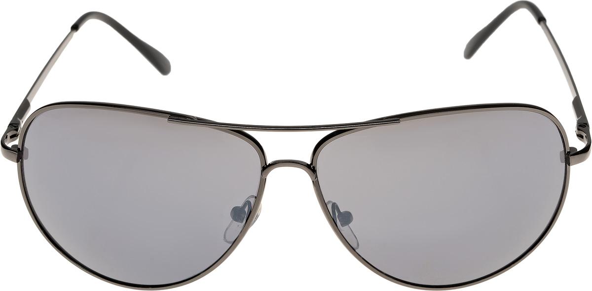 Очки солнцезащитные мужские Vittorio Richi, цвет: черный. ОС6010c6/17fINT-06501Очки солнцезащитные Vittorio Richi это знаменитое итальянское качество и традиционно изысканный дизайн.