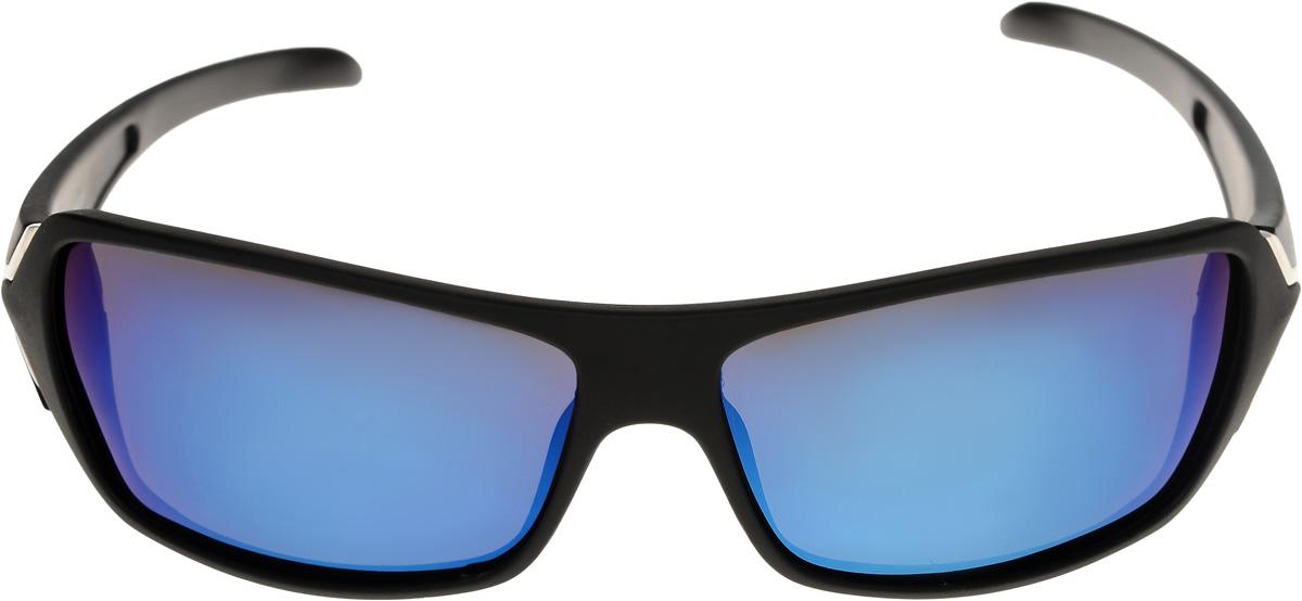 Очки солнцезащитные Vittorio Richi, цвет: синий. ОС14650/17fBM8434-58AEОчки солнцезащитные Vittorio Richi это знаменитое итальянское качество и традиционно изысканный дизайн.