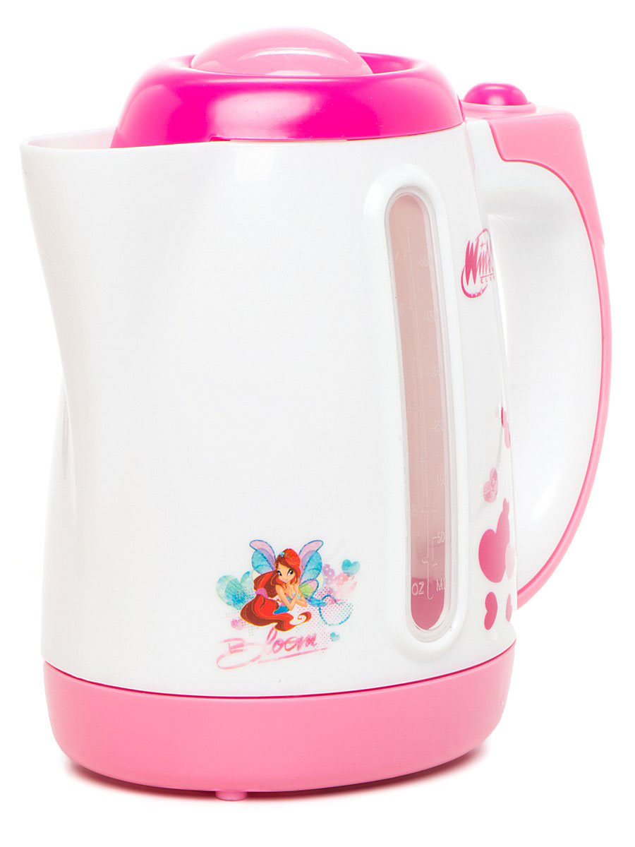 Играем вместе Игрушечный электрический чайник Winx, Shantou City Daxiang Plastic Toy Products Co., Ltd